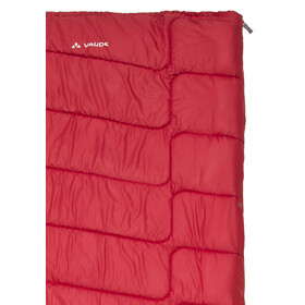 VAUDE Navajo 900 Syn Sleeping Bag dark indian red